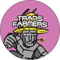 transfarmers button by holyd490
