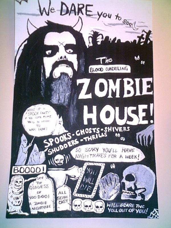 Zombie House by Frankenska13