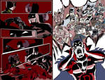Batman Blackest Night 1 13-14