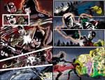 Batman Blackest Night 1 15-16