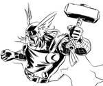 Thor_daily sketch