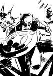 Captain America_daily sketch