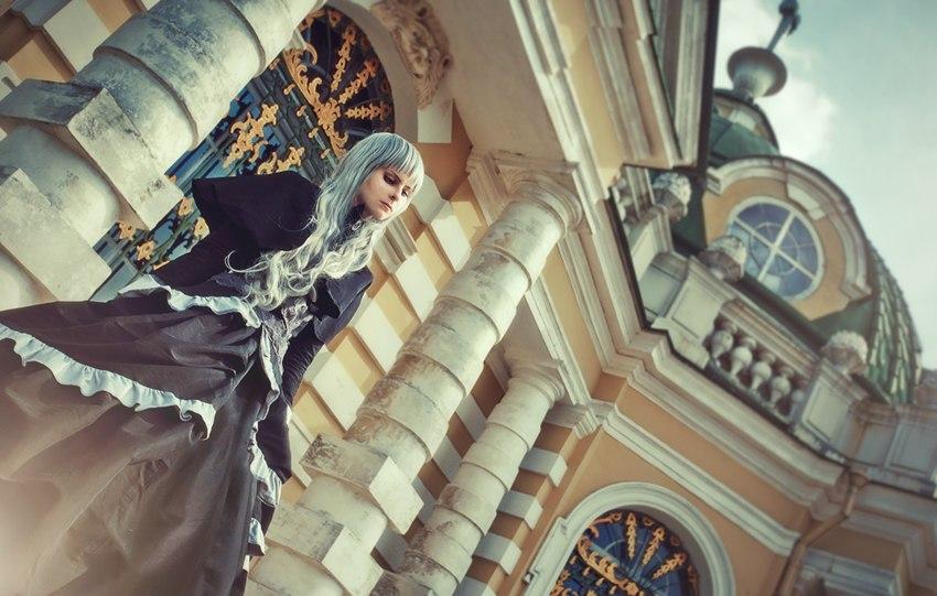 Queen Victoria by Zetsubou-Zetsu