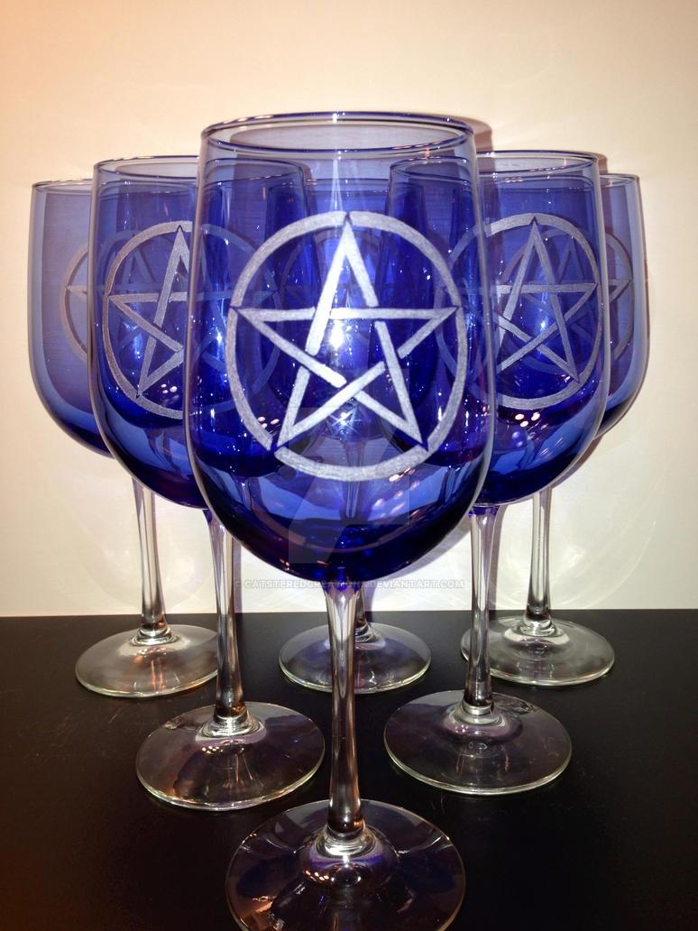 Artisan Wine Glasses
