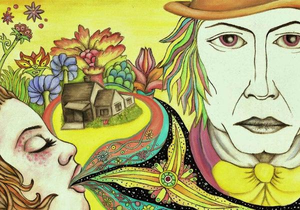 Dorothy and Wonka by callum8am