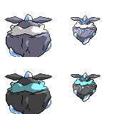 Carbink 4th gen sprites