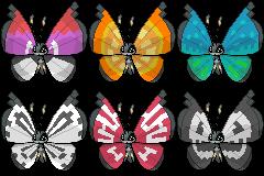 Vivillon Pattern Creator
