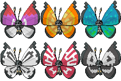 Vivillon Pattern Creator by Dreadwing93
