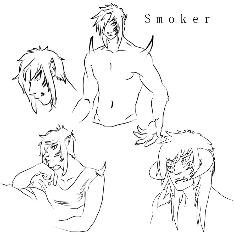 Smoker5 by Jiizz