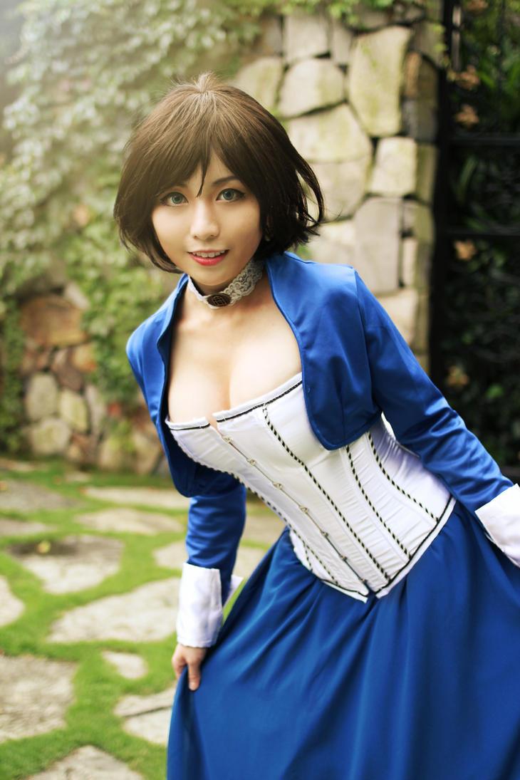 Elizabeth by Suetsuetchan