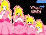 Princess Peach AR