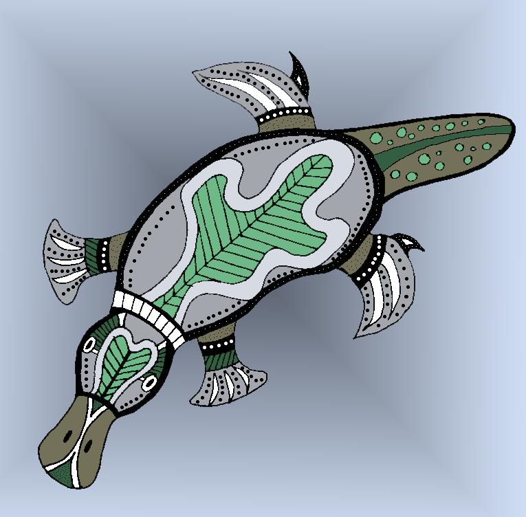 Aboriginal Platypus By Thylobscene On Deviantart