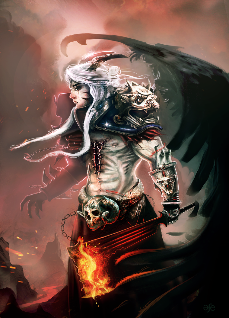 Lord of hades by MrG00