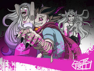 DR2:FO- Lab Nightmare by SkullJackXIII