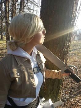 Come already, Eren...