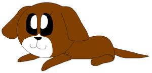 D.W's toy puppy