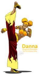 Danna by Blasian89