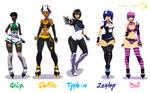 All-Star Blitz Team