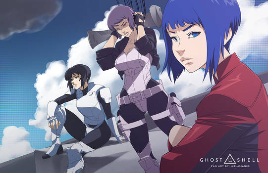 Ghost in the Shell Generations