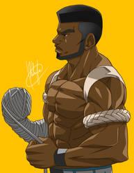 Dambe Boxer Commission