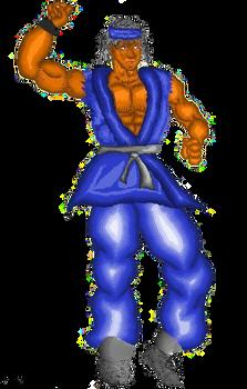 Pixel Art Fighter