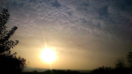 Sunrise by sargeaxa