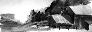 sketch 19 - farm