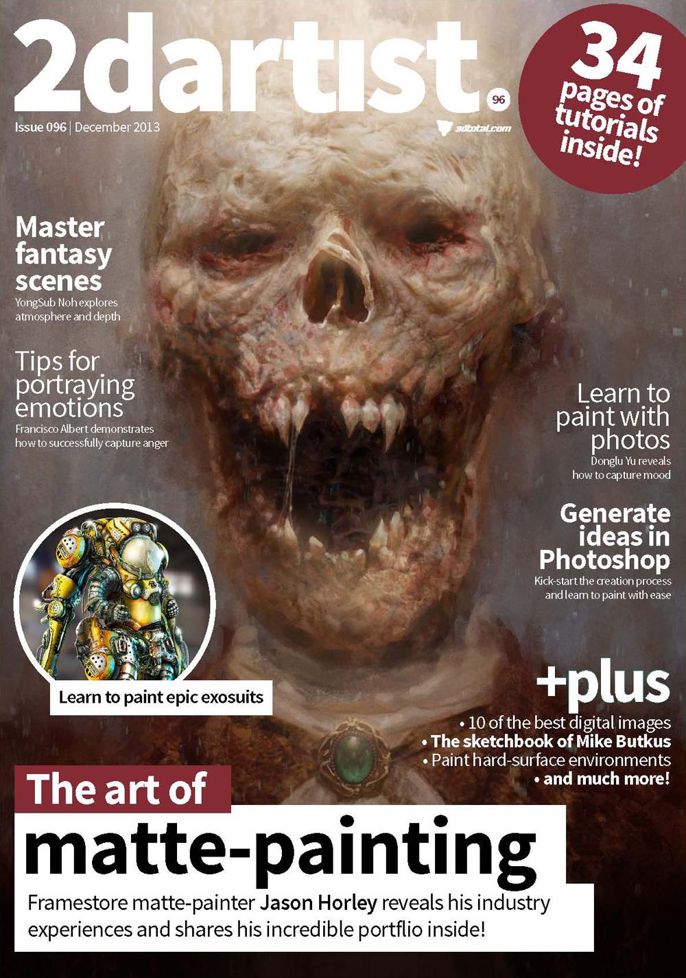 2DArtist Magazine 96