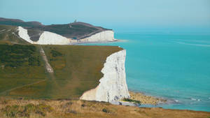 White cliffs - Seven Sisters