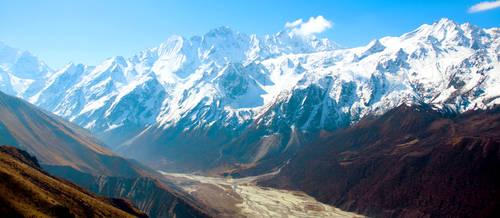 Way to Tibet by tatitati
