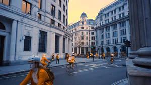 London-Bank (infrared)