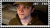 Jay Fan Stamp