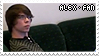 Alex Fan Stamp by animal-nitrate