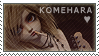 Kome stamp by animal-nitrate