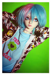Green Screen by animal-nitrate