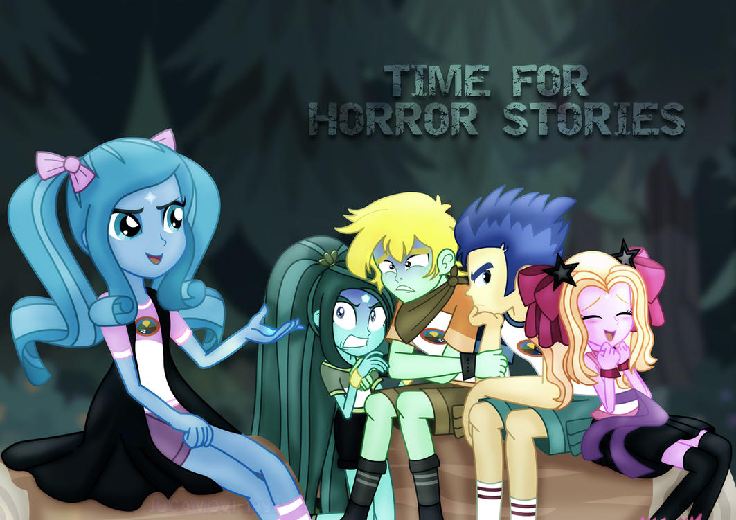 Time for Horror Stories by jucamovi1992