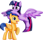 Twi and Flash_The tickles