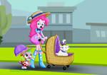 Pinkie _Sponge_Pie_Equestria Girls Version