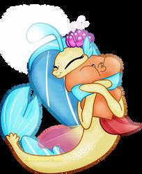 Princess Skystar_Bubble Fish