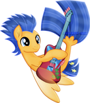 Flash Sentry_Sea Pony_Guitar