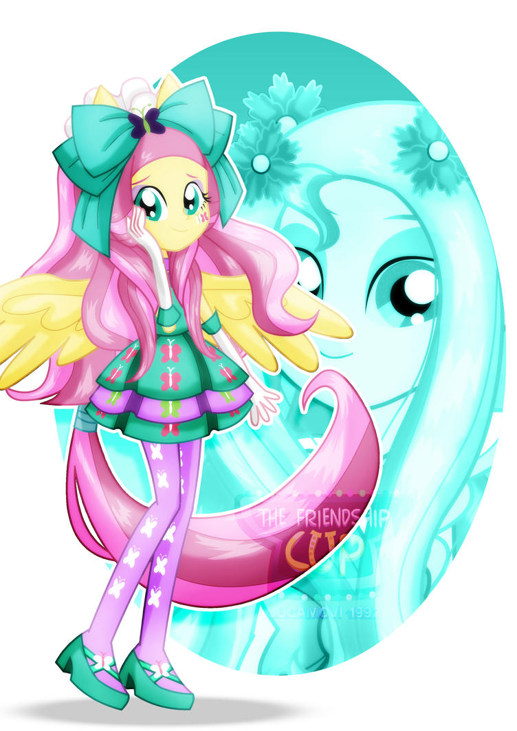 The Friendship Cup_Fluttershy by jucamovi1992