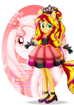 The Friendship Cup_Sunset Shimmer