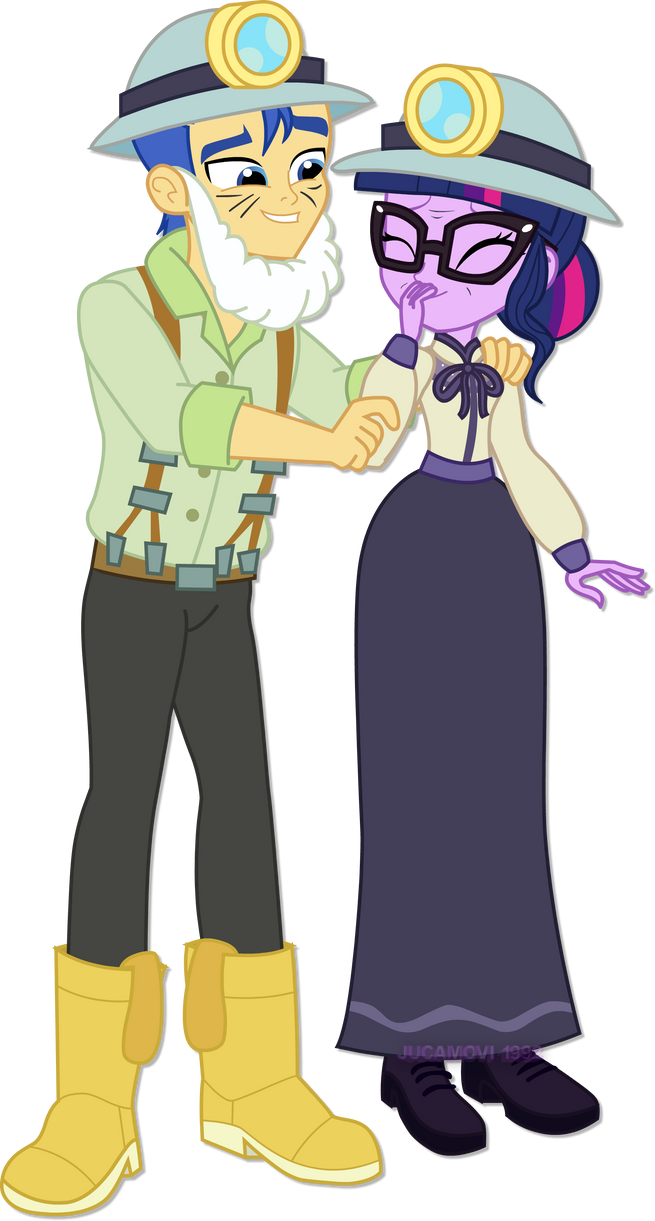 Selfie Soot's Parents by jucamovi1992