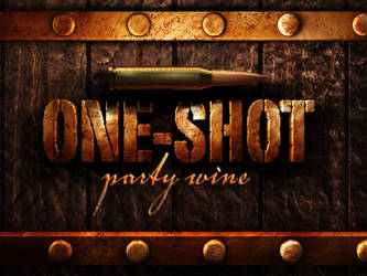 Oneshotlabel by madone01