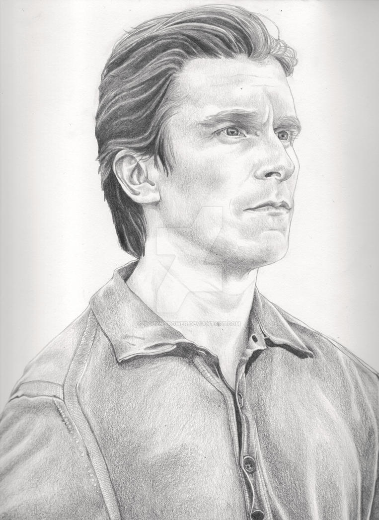 Christian Bale in WPAP by aditzprasetya on DeviantArt