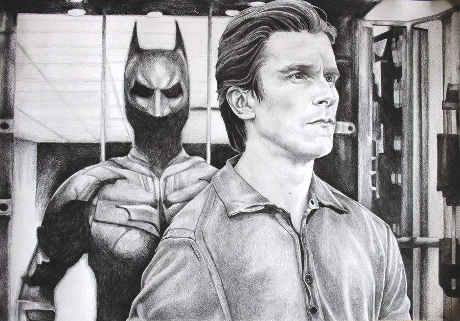 Christian Bale's Bruce Wayne