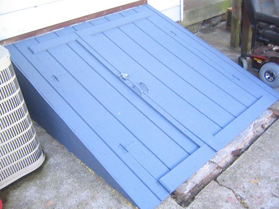 Bilco doors by primalexpression on deviantart for Bilco doors