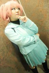 Q - Megumi Minami by karman0301