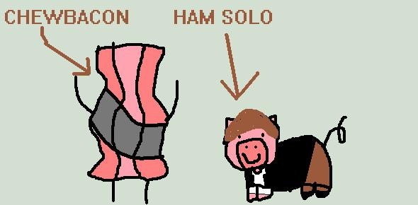 [Image: chewbacon_and_ham_solo_by_beavertron-d2xw26c.jpg]