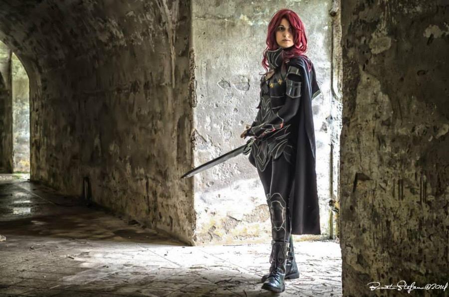 Nightingale - The Elder Scrolls V: Skyrim 2014 _05 by ValeTex